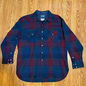 Pendleton Pure Virgin Wool